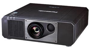 Laser-Projektor PT-RZ575 von Panasonic