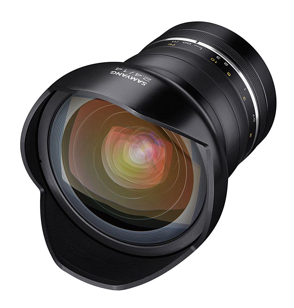 85/14 mm Samyang-Objektive für Canon EF-Mount - film-tv-video.de