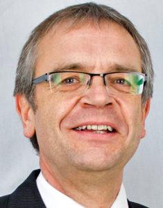 Dr. Karl-Willi Pieper, COO Scisys.