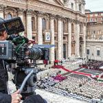 Vatikan-Broadcaster CTV nutzt 4K und HDR von Sony