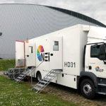NEP Germany mit vier neuen Ü-Wagen: 3x HD, 1x 4K