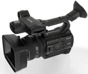 Sony, HDR, PXW-Z150