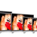 Eyevis: UHD-Monitore mit Touch-Funktionalität