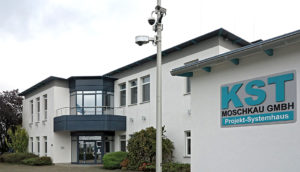 KST Gebäude