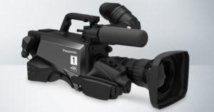Panasonic, AK-UC3000, Kamera