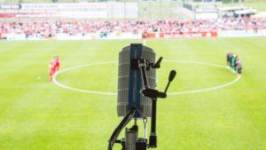 Kamerasystem für Sport Total TV von Wige Media