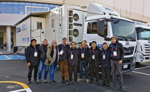 12G-SDI UHD, UHD1, SBS, Ü-Wagen, Broadcast Solutions