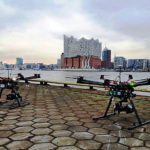 Elbphilharmonie: Live-Bilder aus der Luft von TVN