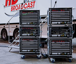 HD Broadcast HD1 Racks
