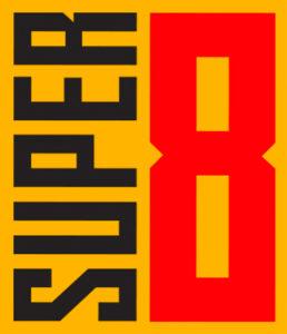 Super-8 Logo