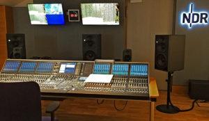 NDR Audioregie Elbphilharmonie
