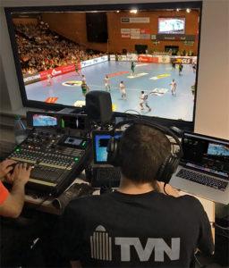 TVN Sports Media, Handball, Recken