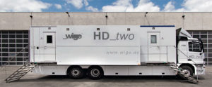 Wige Broadcast, HD Two