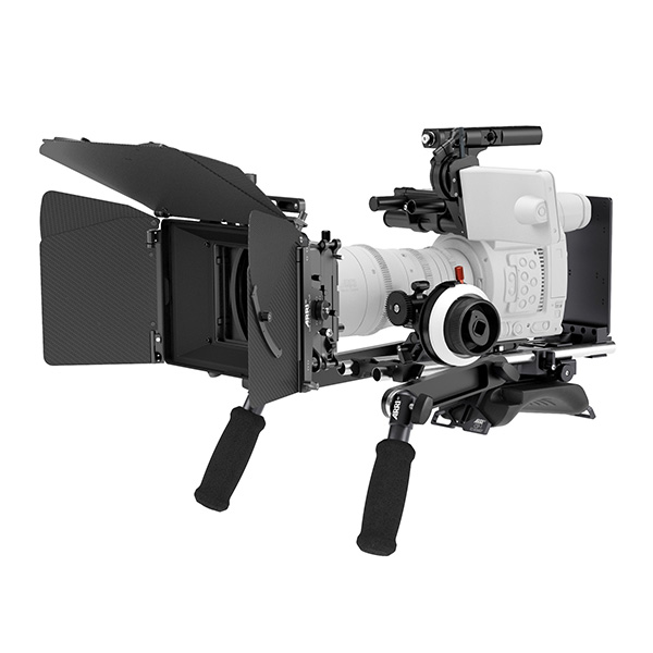 ARRI-Support für Canon C200