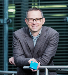 Roman Rabitsch, CEO von Angelbird