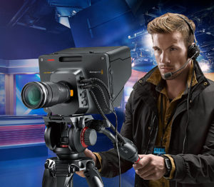 Blackmagic Studio Cameras