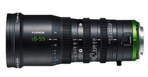 Fujifilm, Fujinon, MK18-55 mm, MK-Serie