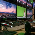 SWR: Neues Nachrichtenstudio in Mainz