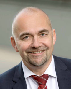 Michael Eberhard, Direktor TuP, SWR, Porträt