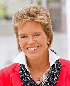 Dr. Simone Schelberg, Landessenderdirektorin Rheinland-Pfalz, SWR, Porträt