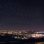 Super-Bowl-Show mit Intel-Drohnen