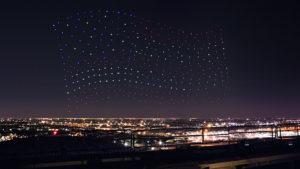 Intel-Drohnen