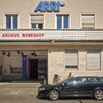 Ausbau: Arri-Kino — Fade-Out: Arri-Studio