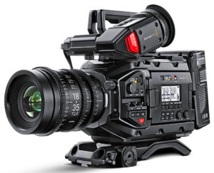 Blackmagic, Ursa Mini Pro, Totale