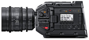 Blackmagic, Ursa Mini Pro