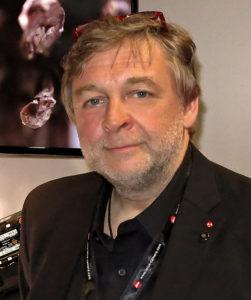 Gerhard Baier, Geschäftsführer, Ernst Leitz Wetzlar, Porträt, © Nonkonform
