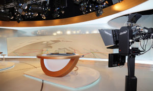 Deutsche Welle, Studio