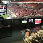 HDwireless-System für die Mercedes-Benz-Arena
