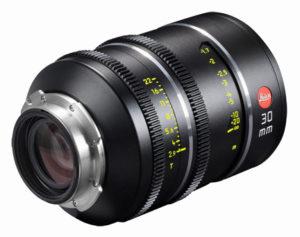 Leica, Thalia, Objektiv