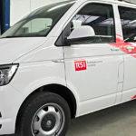 RSI nimmt neuen Slomo-Van in Betrieb