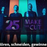 »Make the Cut«: 25.000 US-Dollar winken