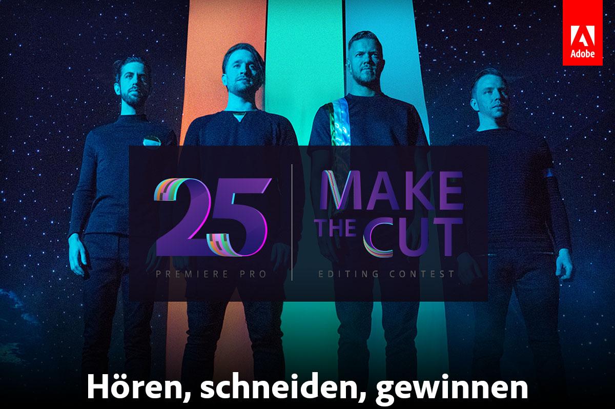 Make the Cut.