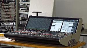 Lawo, Audiopult