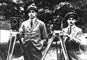 Arri, Gründer, August Arnold, Robert Richter