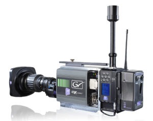 HD Wireless, Grass Valley, Wireless-Kamera-Setups
