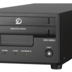 Optical Disc Archive für Langzeitspeicherung