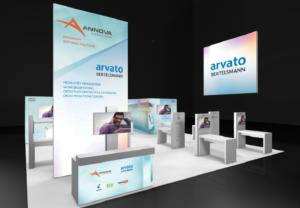NAB2017: Arvato Systems und Annova Systems verbinden Menschen und Inhalte