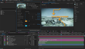 Adobe-Tools, Templates, Motion Graphics