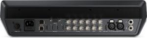 Blackmagic, Atem Pro HD, Rückseite