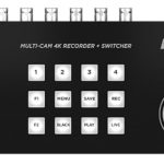 NAB2017: Element – Multikanalrecorder und Switcher