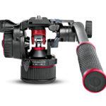NAB2017: Nitrotech Fluid-Videokopf