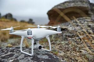 Phantom4, DJI, Drohne