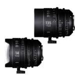 Sigma will 14- und 135-mm-Objektive ab Juli ausliefern