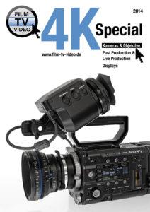 Broadcast-Magazin 4K-Kameras