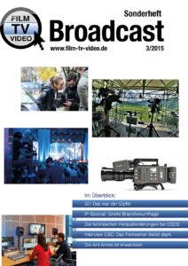 Broadcast-Magazin IBC2015