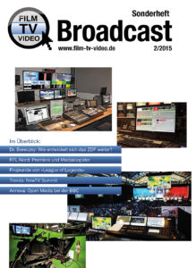 Broadcast-Magazin NAB2015